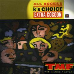 K's Choice - Extra Cocoon (all Access) CD (album) cover