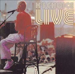 K's Choice - K's Choice Live CD (album) cover