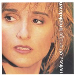 Melissa Etheridge - Breakdown CD (album) cover
