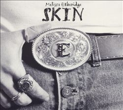 Melissa Etheridge - Skin CD (album) cover