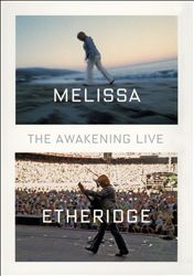 Melissa Etheridge - The Awakening Live CD (album) cover