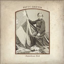 ATTY GRIFFIN - American Kid CD album cover