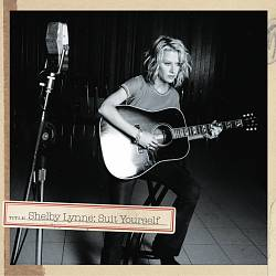 SHELBY LYNNE - Suit Yourself CD album cover