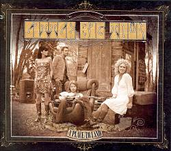 LITTLE BIG TOWN - A Place To Land CD album cover
