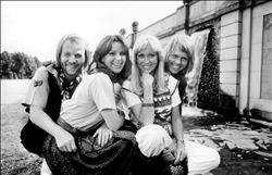 ABBA image groupe band picture