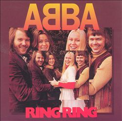Abba - Ring Ring CD (album) cover