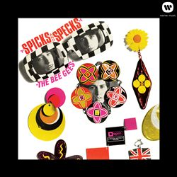 Bee Gees - Spicks And Specks [spin Records] CD (album) cover