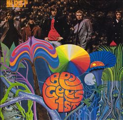 Bee Gees - Bee Gees' 1st CD (album) cover
