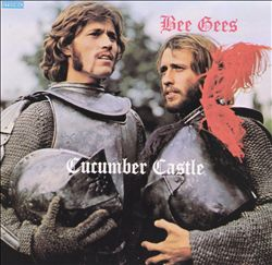 Bee Gees - Cucumber Castle CD (album) cover