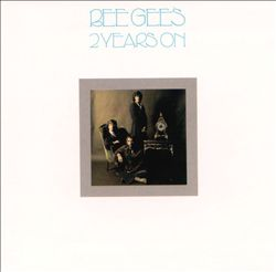 Bee Gees - 2 Years On CD (album) cover