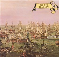 Bee Gees - Trafalgar CD (album) cover