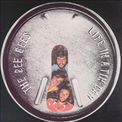 Bee Gees - Life In A Tin Can CD (album) cover