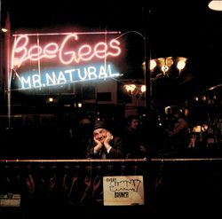 Bee Gees - Mr. Natural CD (album) cover