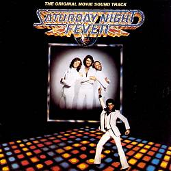 Bee Gees - Saturday Night Fever [original Movie Soundtrack] CD (album) cover