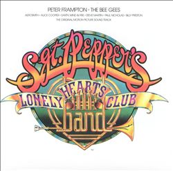 Bee Gees - Sgt. Pepper's Lonely Hearts Club Band CD (album) cover