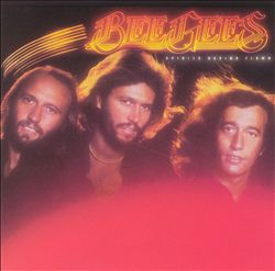 Bee Gees - Spirits Having Flown CD (album) cover