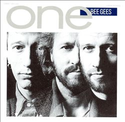 Bee Gees - One CD (album) cover