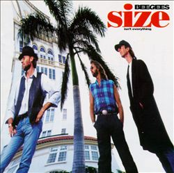 Bee Gees - Size Isn't Everything CD (album) cover