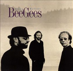 Bee Gees - Still Waters CD (album) cover
