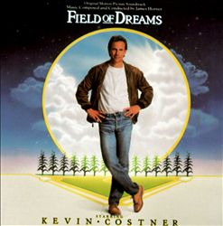 James Horner - Field Of Dreams CD (album) cover