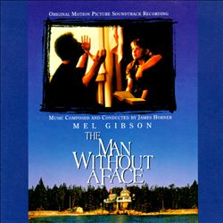 James Horner - The Man Without A Face CD (album) cover