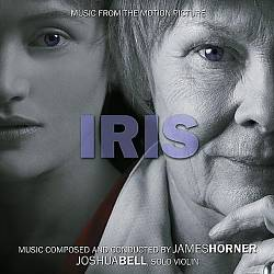JAMES HORNER - Iris CD album cover