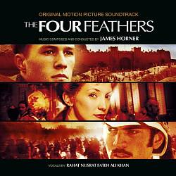 James Horner - The Four Feathers CD (album) cover