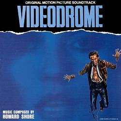 HOWARD SHORE - Videodrome CD album cover