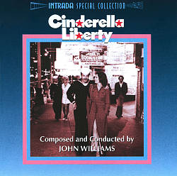 John Williams - Cinderella Liberty CD (album) cover