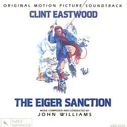 John Williams - The Eiger Sanction CD (album) cover