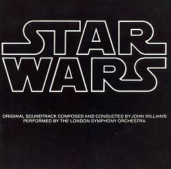 John Williams - Star Wars CD (album) cover