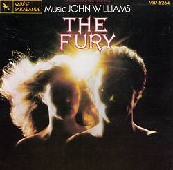 John Williams - The Fury CD (album) cover