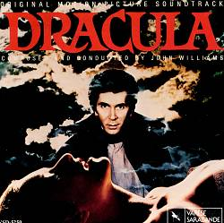 John Williams - Dracula CD (album) cover
