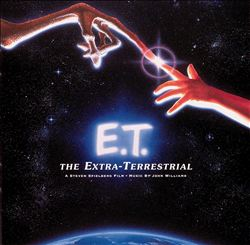 John Williams - E.t.: The Extra-terrestrial [20th Anniversary Edition] CD (album) cover
