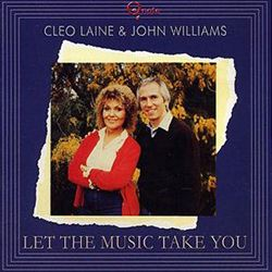 John Williams - Let The Music Take You CD (album) cover