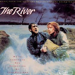 John Williams - The River CD (album) cover