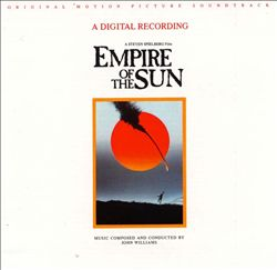 John Williams - Empire Of The Sun CD (album) cover