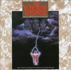 John Williams - The Witches Of Eastwick CD (album) cover