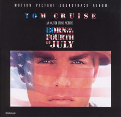 John Williams - Born On The Fourth Of July CD (album) cover