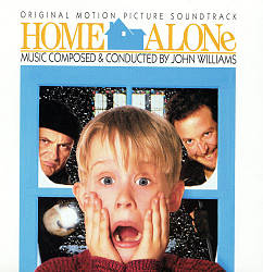 John Williams - Home Alone CD (album) cover