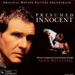 John Williams - Presumed Innocent CD (album) cover