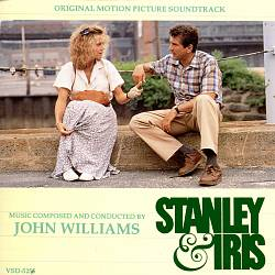 John Williams - Stanley & Iris CD (album) cover