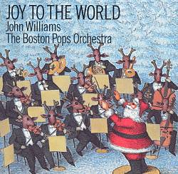 John Williams - Joy To The World CD (album) cover