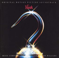 John Williams - Hook CD (album) cover