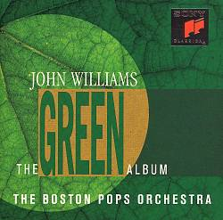 John Williams - The Green Album CD (album) cover