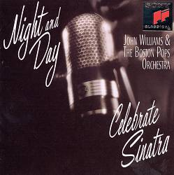 John Williams - Night & Day CD (album) cover