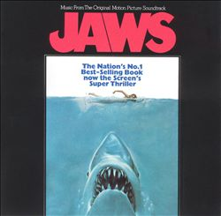 John Williams - Jaws CD (album) cover