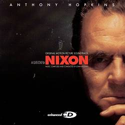 John Williams - Nixon CD (album) cover