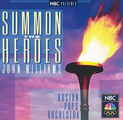 John Williams - John Williams: Summon The Heroes CD (album) cover