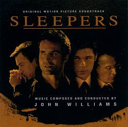 John Williams - Sleepers CD (album) cover
